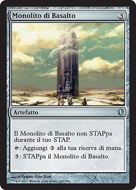 Monolito di Basalto