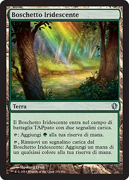 Boschetto Iridescente