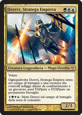 Derevi, Stratega Empirea
