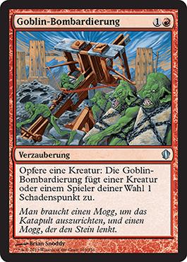 Goblin-Bombardierung