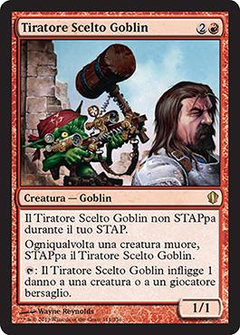 Tiratore Scelto Goblin