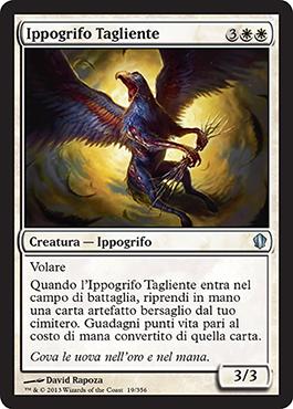 Ippogrifo Tagliente