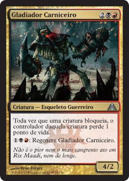 Gladiador Carniceiro
