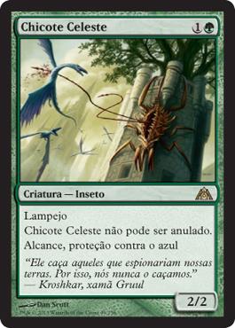 Chicote Celeste