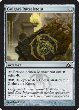 Golgari-Rätselstein