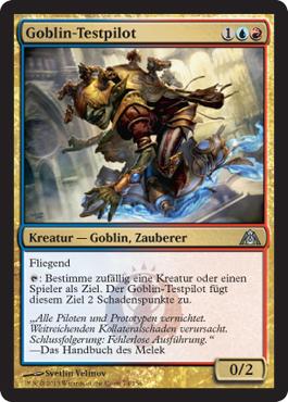 Goblin-Testpilot