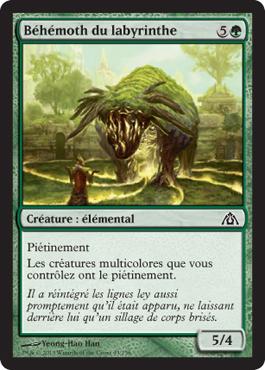 Béhémoth du labyrinthe