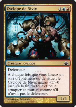 Cyclope de Nivix