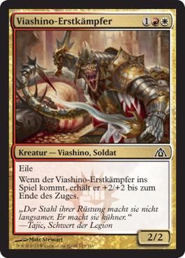 Viashino-Erstkämpfer