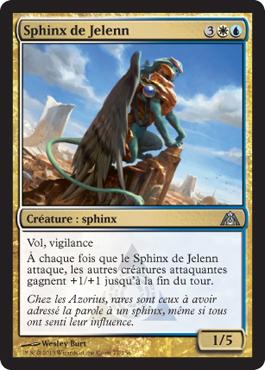 Sphinx de Jelenn