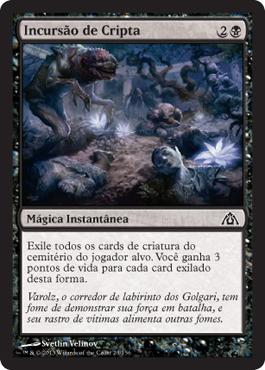 Incursão de Cripta