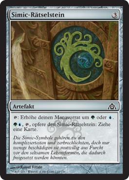 Simic-Rätselstein