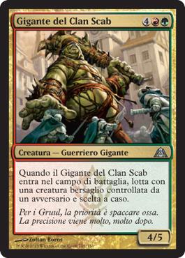 Gigante del Clan Scab