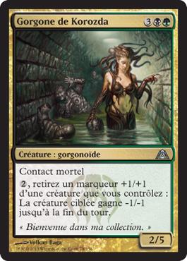 Gorgone de Korozda