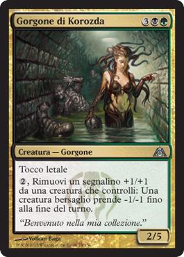 Gorgone di Korozda