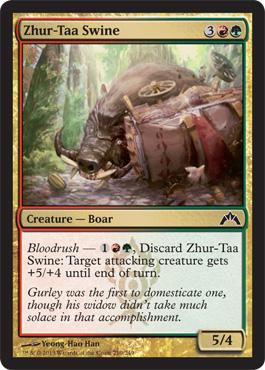Zhur-Taa Swine