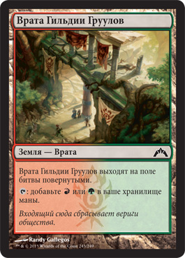 Врата Гильдии Груулов