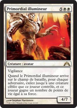 Primordial illumineur