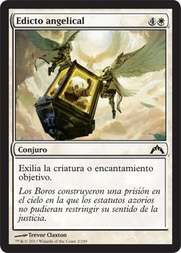 Edicto angelical