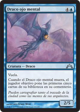 Draco ojo mental
