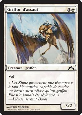 Griffon d'assaut