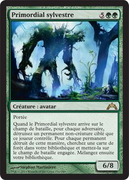 Primordial sylvestre
