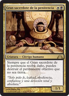 Gran sacerdote de la penitencia