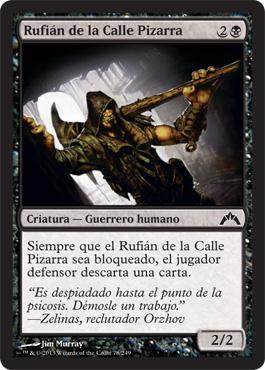 Rufián de la Calle Pizarra