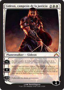 Gideon, campeón de la justicia