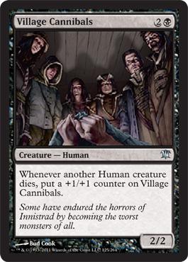 Village Cannibals