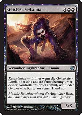 Geistesriss-Lamia