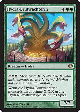 Hydra-Brutwächterin