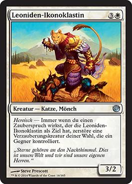 Leoniden-Ikonoklastin