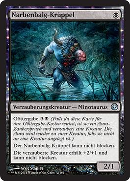 Narbenbalg-Krüppel
