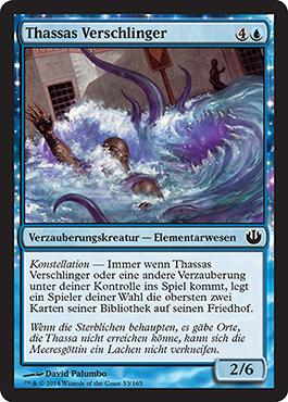 Thassas Verschlinger