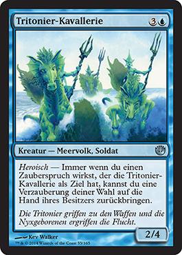 Tritonier-Kavallerie