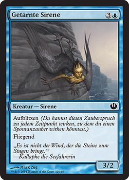 Getarnte Sirene