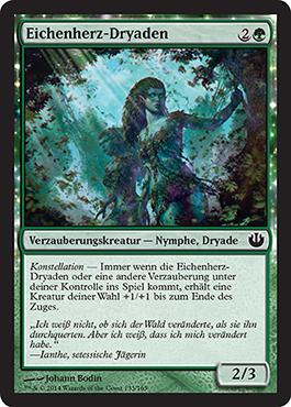 Eichenherz-Dryaden