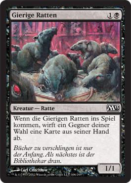 Gierige Ratten