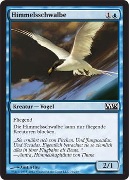 Himmelsschwalbe