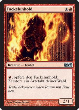 Fackelunhold