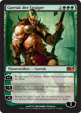 Garruk der Urjäger