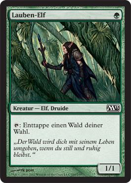Lauben-Elf