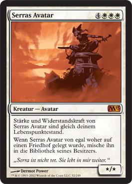 Serras Avatar