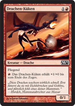 Drachen-Küken