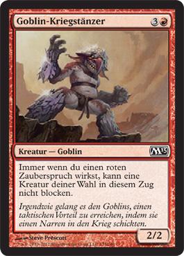 Goblin-Kriegstänzer