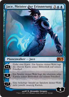 Jace, Meister der Erinnerung