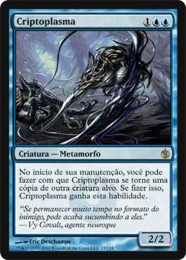 Cryptoplasm