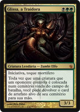 Glissa, the Traitor