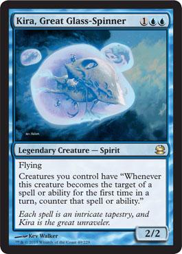 Kira, Great Glass-Spinner